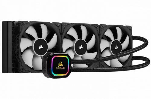Серия систем охлаждения Corsair iCUE RGB PRO XT включает модели с радиаторами длиной до 360 мм