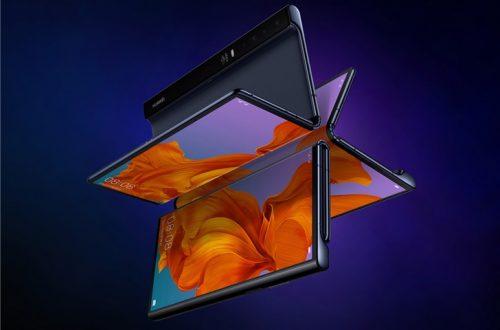 Складной флагман Huawei Mate Xs 5G получит гибкий экран Samsung