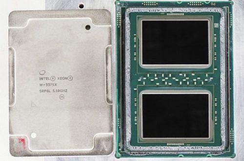 56 ядер, 112 потоков и TDP 655 Вт. Угадайте, чей это процессор?