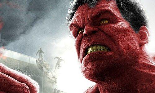 Как может выглядеть Красный Халк в игре «Мстители»