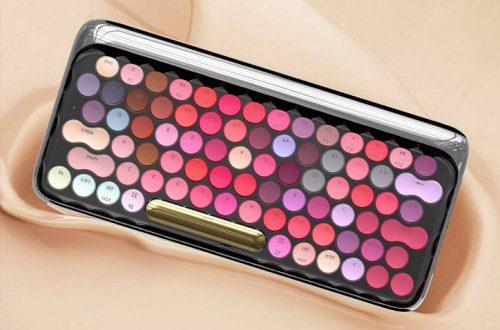 Xiaomi выпустила одну из самых необычных клавиатур в мире. Но только для девушек