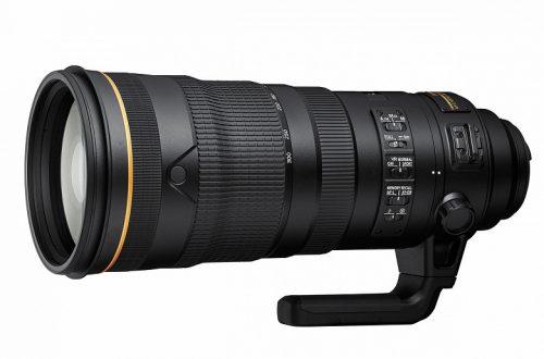 Объектив Nikon AF-S Nikkor 120-300mm f/2.8E FL ED SR VR оценен в 9500 долларов