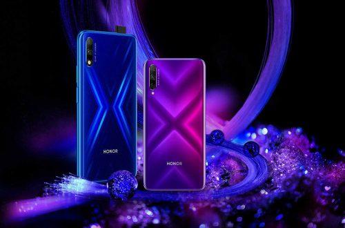 На смартфоны Honor 9X пришла Android 10