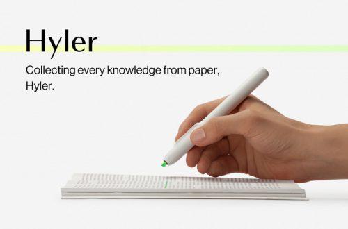 Samsung покажет на CES 2020 умный маркер Hyler