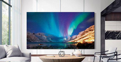 Samsung представила телевизоры MicroLED для дома и флагманский Samsung Q950TS QLED 8K