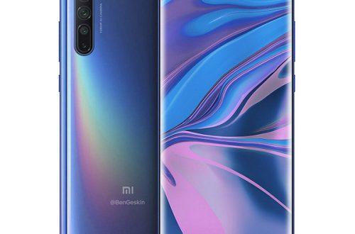 Главное отличие Xiaomi Mi 10 и Mi 10 Pro на качественных рендерах