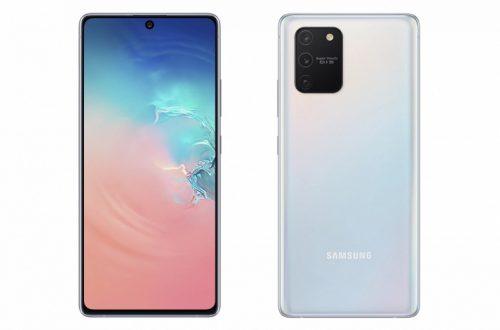 Samsung Galaxy S10 Lite за 45 000 рублей оказался пластиковым