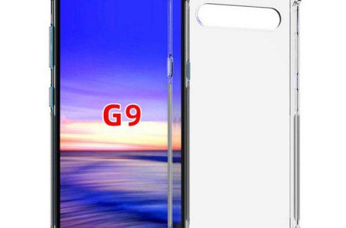 Первые качественные изображения LG G9 ThinQ