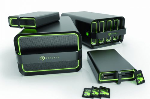 На CES 2020 представлена модульная система хранения данных Seagate Lyve Drive Mobile System