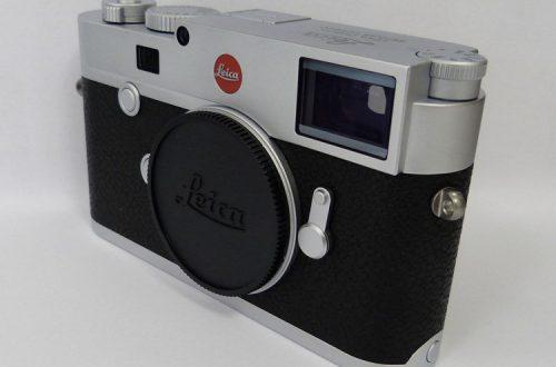 Появились фото камеры Leica M10-R