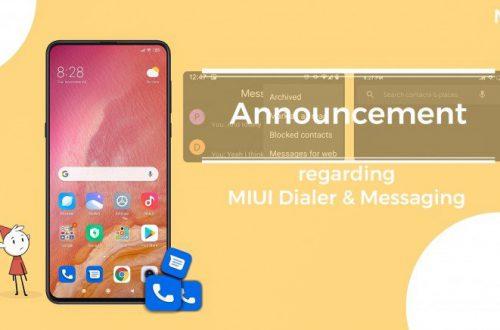 Скорое обновление MIUI урежет функциональность смартфонов Xiaomi