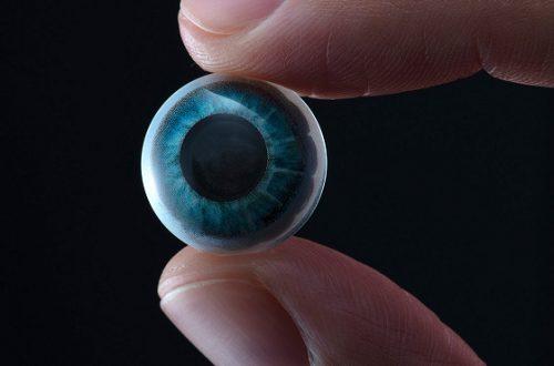 Mojo Vision разрабатывает «первые в мире настоящие умные контактные линзы»