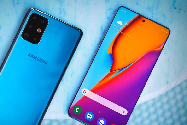 Samsung Galaxy S20 5G показал свои возможности