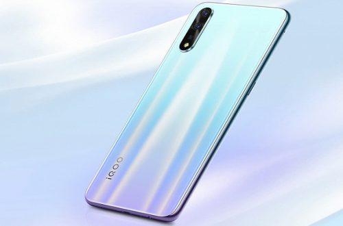 Vivo iQOO 5G получит 55-ваттную зарядку