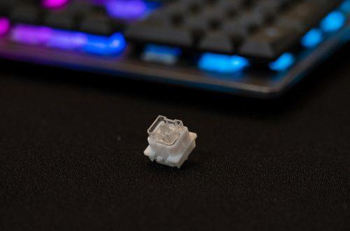 Переключатели Cherry Viola приблизят цены на механические клавиатуры к уровню цен на мембранные клавиатуры