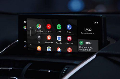 Приложение Google Android Auto загрузили более 100 млн раз