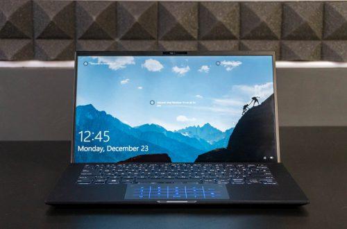 Asus представила самый легкий в мире 14-дюмовый бизнес-ноутбук
