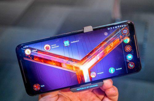 Один из лучших геймерских смартфонов фотографирует на уровне iPhone 8 Plus