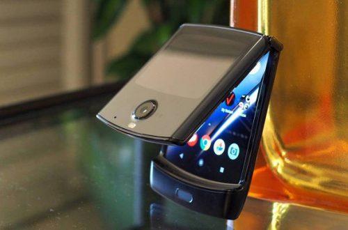 Легендарная Motorola Razr вернется только во втором квартале 2020