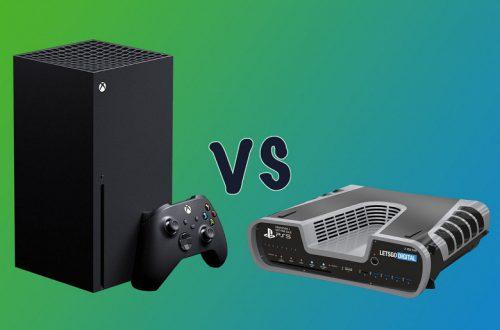 Новый Xbox будет на 30% производительнее, чем Sony PS5?
