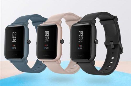 Умные часы Amazfit Mi Watch Youth Edition Lite с автономностью 45 суток подешевели до $30