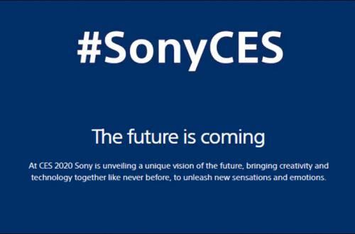Sony обещает завтра показать «уникальное видение будущего»