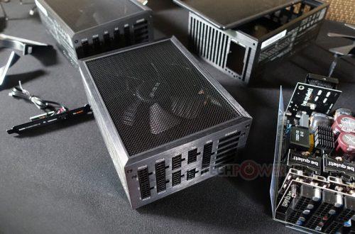 Блоки питания be quiet! Dark Power Pro 12 мощностью 1200 Вт и 1500 Вт имеют сертификаты 80 Plus Titanium