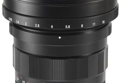 Скоро ожидается анонс объективов Voigtlander Nokton 35 mm f/1.2 Aspherical III VM и Nokton 60 mm f/0.95 MFT