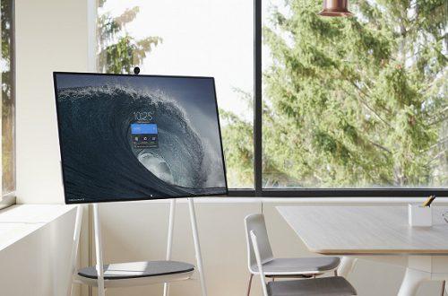 Microsoft отказалась от выпуска процессорных картриджей для Surface Hub 2S