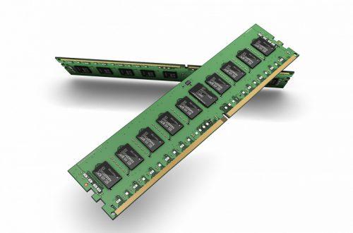 Samsung отгрузила первый миллион модулей EUV DRAM
