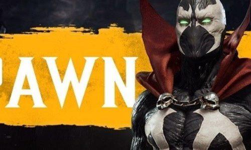 Тизер-трейлер Спауна в Mortal Kombat 11