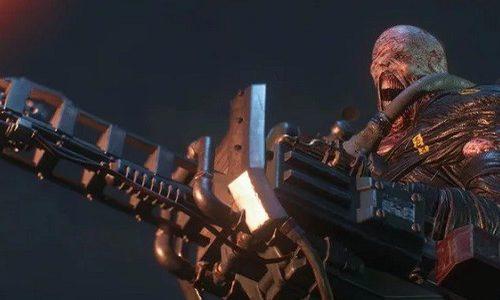 Немезис будет еще страшнее в Resident Evil 3 Remake