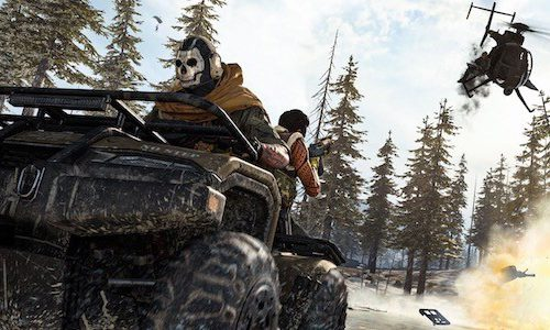 Дата и время выхода Call of Duty Warzone