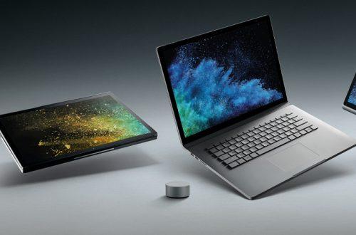 Топовый ноутбук Microsoft тоже перейдёт на процессоры AMD?