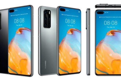 Huawei вкладывает в камеры смартфонов еще больше на фоне кризиса