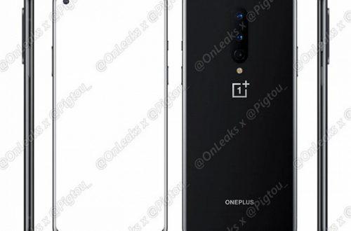 OnePlus 8 со всех сторон на новом рендере