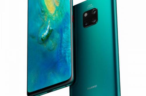 Отличный камерофон Huawei Mate 20 подешевел более чем в два раза у себя на родине