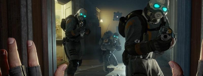 Первый геймплей Half-Life: Alyx