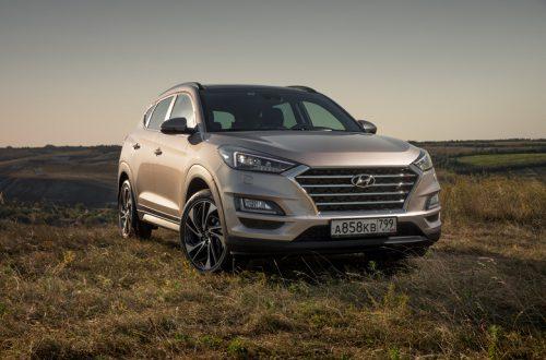 Покупатели Hyundai Tucson получают скидку 100 000 рублей взамен на любой автомобиль