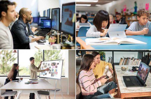 Число активных устройств с Windows 10 достигло миллиарда