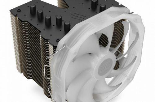 Конструкция процессорной системы охлаждения SilentiumPC Fortis 3 EVO ARGB включает 140-миллиметровый вентилятор Pulsar HP ARGB