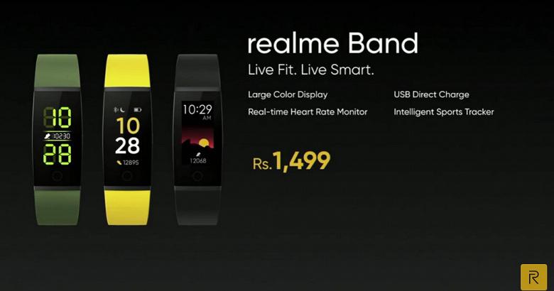 Конкурент Xiaomi Mi Band 5 стоит всего $20. Последний секрет Realme Band