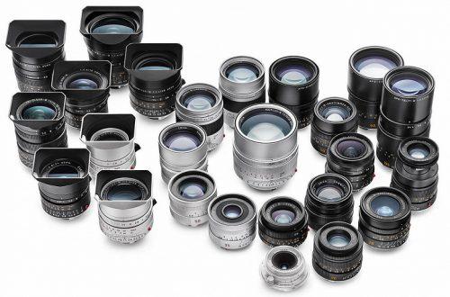Семь объективов и множество аксессуаров системы Leica M сняты с производства