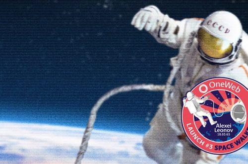 На орбиту выведено еще 34 спутника OneWeb