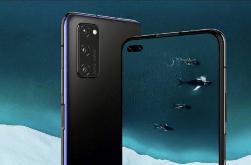Самый популярный смартфон в категории от 430 до 575 долларов. Им оказался Honor V30