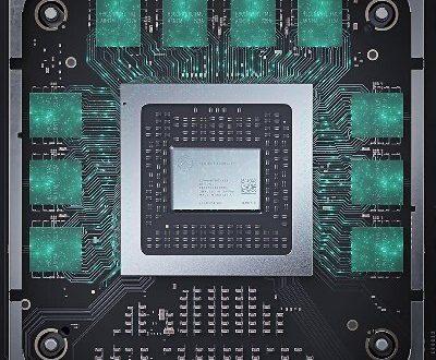 Опубликовано фото процессора консоли Xbox Series X и ее подробные спецификации