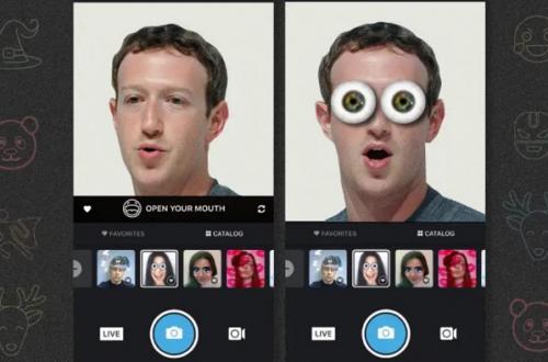Facebook закрывает MSQRD — приложение для селфи с эффектами дополненной реальности