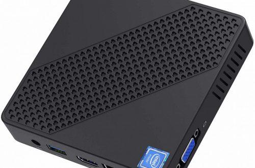 В мини-ПК Kodix N40 используется процессор Intel Celeron N4000 с пассивным охлаждением
