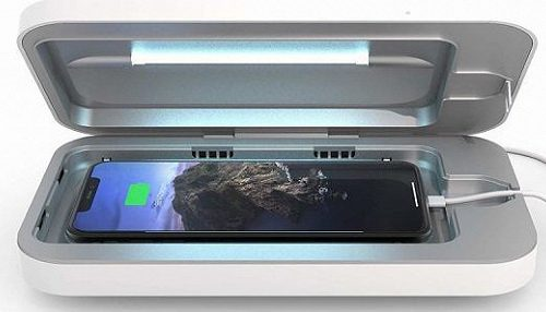 Всем дезинфекция. Samsung бесплатно обеззараживает смартфоны, в том числе в России