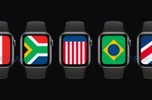 Apple Watch для настоящих патриотов. Циферблат International позволит выбрать в качестве изображения флаг своей страны